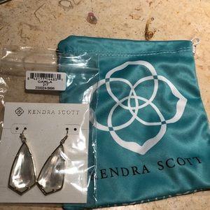 New Kendra Scott earrings